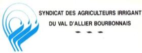 Syndicat des agriculteurs irrigant de l'Allier